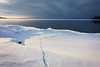 February afternoon by the sea (Lena_CS) Tags: finland landscape sea winter rx100m3