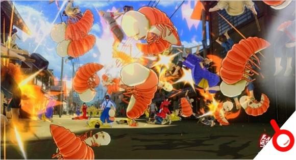 《銀魂亂舞》付費DLC上線增加4名新角色