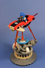 Street Racer 01 (JPascal) Tags: lego rebel speeder d18 bike