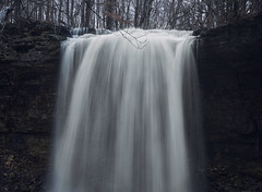 20180224DSC09467 (Todd Plunkett) Tags: water northamerica waterfall longexposure parks charlestonfallspreserve betheltownship ohio unitedstates usa