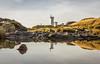 IMG_8498 (Alan Hempseed) Tags: 2016 elie fife reflections seaside