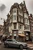 Levensverzekering, Amsterdam (kokorage) Tags: amsterdam niederlande netherlands mercedes stadt urban lebensversicherung alt old levensverzekering building gebäude typisch typical street strase