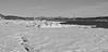 Ponts de Québec et Laporte, Canada - 4797 (rivai56) Tags: villedequébec québec canada ca pontsdequébecetlaporte bridge pont winter ice glace noiretblanc black white fleuvesaintlaurent quebecandlaporte bridges canadanoiretblanc fleuve saintlaurent