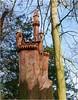 Painswick Rococo Garden. (brian.batters (B-C-B)) Tags: painswick rococogarden chainsaw treetrunk tree