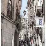 The old quarter of Toledo thumbnail