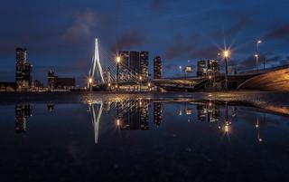 Puddeling, Rotterdam