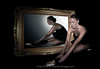 Ballerina in mirror (ANDE PHOTO) Tags: ballerinainmirror jadesamanthamitchell ballerinas ballerina ballerinadancing balletpose mirror reflection artofballet dances andeimage portraits andewick models girl fashionstyle model portrait fashion girls photographerandewick dancing dancer