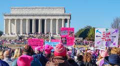 2018.01.20 #WomensMarchDC #WomensMarch2018 Washington, DC USA 2429