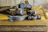 Thor (jah32) Tags: hammers hammer tools vintagetools antique wood weatheredwood crate findingmyinnercarpenter thor heads hammerheads