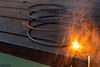 Ring of fire (kentkirjonen) Tags: canon 80d rust rost old gammal sweden sverige dalarna ue wood steel stål ring fire burn burns eld bränner brännt varmvalsad hot rolled johnny cash welded svetsad weld svets workshop