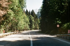 (ulybinkolya) Tags: zenit 35mm 50mm analog film fuji fujifilm travel traveling summer sunny mountains roads view nature landscape amazing colorful filmphotography filmisnotdead livefolk trip outdoor campvibes exploremore ishootfilm bluesky