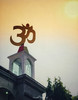 Peace (saurabh_biswas) Tags: om peace religion hindu building architecture