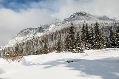 Winter Tatra Mountains (Kajfash) Tags: canoneos5dmarkii canonef24105mmf4lisusm tatry tatryzachodnie westerntatra tatramountains landscape krajobraz nature natura winter zima dolinakościeliska polska poland