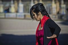 Duende (Ignacio M. Jiménez) Tags: fotografíayliteratura bailaora duende flamenco ignaciomjiménez sevilla andalucia andalusia españa spain plazadeespaña