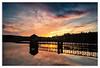 Lower Laithe reservoir (.Wadders) Tags: lowerlaithereservoir reservoir haworth water sunset d600 ngc nikonfxshowcase yorkshire