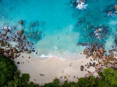 """Anse Lazio Beach, Seychelles (dronepicr) Tags: nikon """"indianocean"""" allgemein tauchen inselstaat natur schnorcheln drone kreol """"indischerozean"""" flitterwochen drohne hochzeitmarriage reisen luftbild geotagged africa landscape landschaft honeymoon strandurlaub phantom 3 photo tropen aerial insel uav sommerferien ferien afrika foto beach dive felsformationen strand urlaub island travel granitfelsen seschellen aerialphotography wanderlust wedding holiday"""
