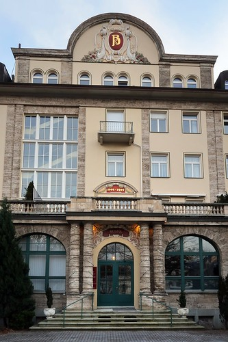 Bad Ragaz - Hotel Bristol