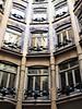 ventanas (Ana De Haro) Tags: edificio patio casamilà ventanas windows arquitectura gaudi antonigaudí barcelona catalunya catalunyaexperience cataluña lapedrera