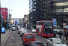 DSC_7529 London Bus Route #205 Shoreditch Great Eastern Street (photographer695) Tags: london bus route 135 shoreditch 205 great eastern street