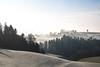 irgendwo an der Grenze  Emmental / Oberaargau (anita.niza) Tags: winterlandschaft winterlandscape emmentaloberaargau fog nebel brouillard