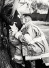 Firefighter theme Maternity Shoot (sammih928) Tags: firefighter fire fireman maternity photo photography maternitysession kiss pregnant dad romantic mom january babygirl baby belly roundbelly firefightergear firemangear firefighterwife inlove expecting newparents blackandwhite blackandwhitephotography