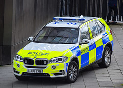 LJ66EXN (firepicx) Tags: northumbria police armed response vehicle firearms arv gungs guns weapons parked blue lights sirens emergency 999 uk united kingdom lj66exn