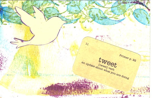 Tweet pc