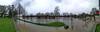 Hochwasser am Main (holgerHG) Tags: deutschland hessen hanau grosauheim main flus hochwasser panorama river flood germany