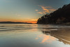 Sunrise Seascape (Merrillie) Tags: daybreak sunrise uminabeach nature dawn reflections centralcoast morning sea landscape newsouthwales rocks earlymorning nsw clouds beach ocean water uminapoint waterscape coastal cloudy sky seascape australia coast outdoors waves