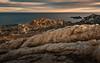 rock waves (ciwi.photography) Tags: rocks formations nationalpark capdecreus clouds longexposure morning sunrise felsen water ocean sea