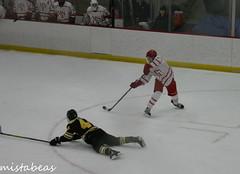 Diving Defense (mistabeas2012) Tags: ncha hockey