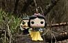 Blanche Neige (Narmolanya A.) Tags: miseenscène blancheneige evilqueen witch disney funkopop