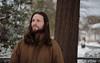 A Rare Snowy Day 2 (Justin Kimes) Tags: self portrait snow beards hair