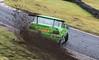 Off-road :) (Mister Oy) Tags: davegreen oyphotos ©oyphotos drift drifting threesistersracecircuit car motorsport green nikond850 nikon70300mmf456vr sport action mud spray track