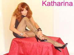 head-footer (cephalopods) (Katvarina) Tags: headfooter crossdress crossdressing crossdresser kat tgirl transgirl transgender transgurl