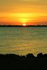 SUNRISE (R. D. SMITH) Tags: sunrise indianriver melbourneflorida sky brevardcountyflorida canoneos7d morning dawn river water sun orange