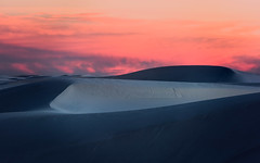 White Sands (mitalpatelphoto) Tags: adventure clouds desert dunes earth explore horizontal landscape nature newmexico nikon orange photography sand sanddunes sunset travel usa visit white whitesandsnationalmonument tularosa unitedstates us