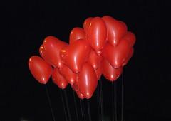 Happy Republic day !! (Anmol:-)) Tags: ballons canon1300d canonrebelt6 canon1855mm heart