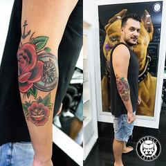 Color Tattoo (Pitbull Tattoo Thailand) Tags: tattoo tattooes tattooidea tattooartist tattooideas tattoos tattoothailand thailand tattoophuket tattooartistmagazine colortattoo