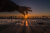 Don't let the sun go down (Vagelis Pikoulas) Tags: sun sunset sunshine sunburst canon 6d tokina 1628mm landscape city cityscape winter february 2018 idea capture thessaloniki macedonia greece europe sea seascape