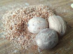 Nutmeg (Sankab) Tags: nutmeg specied nut мускат forsausages scent