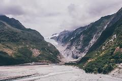 Franz Josef Glacier (bruit_silencieux) Tags: newzealand southisland island mountains nature landscape sigma35mm14art sonya7 glacier alpen river sunny