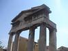 Agora romaine (archipicture71) Tags: athenes art grec athens agora romaine classique archaique ruine antique archéologie ancient classical porte door fronton