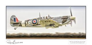 Supermarine LF Mk.Vb Spitfire EP120 (1942)