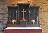 46 Lady Chapel Reredos, Aumbry (paulscott.info) Tags: stdavids anglican church burnside southaustralia paulscott adelaide photographs tour slides paulscottinfo