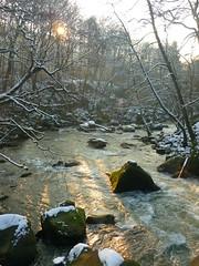 Irreler Wasserfälle (Jörg Paul Kaspari) Tags: irrel dieprüm fliesgewässer eifel naturpark südeifel gewässerlandschaft flus river winter irrelerwasserfälle