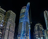 oceanwide center foundation ll (pbo31) Tags: bayarea california nikon d810 night dark black color february 2018 winter boury pbo31 urban city sanfrancisco blue construction salesforce tower financialdistrictsouth panoramic large stitched panorama