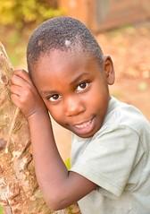 Village Boy (Rod Waddington) Tags: africa african afrique afrika uganda ugandan boy village portrait outdoor ethnic ethnicity culture cultural child