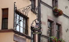 Vacances_0353 (Joanbrebo) Tags: kaysersbergvignoble grandest francia fr alsace hautrhin canoneos80d eosd efs1855mmf3556isstm autofocus signs letrero