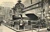The Esnault-Pelterie stand on the Exposition Internationale de locomotion aérienne [France, 1910] (Kees Kort Collection) Tags: 1910 esnaultpelterie expositioninternationaledelocomotionaérienne grandpalais rep monoplane